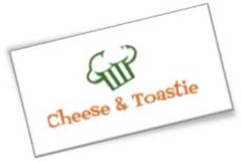 Cheese and Toastie Logo