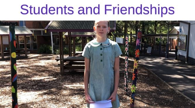 Students and Friendships